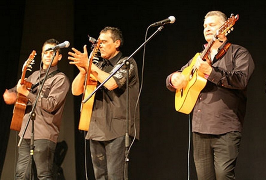 rumba is compas groupe gipsy